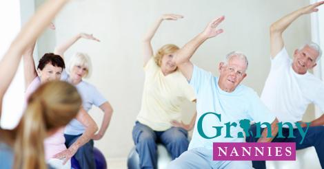 Help De-Stress Seniors